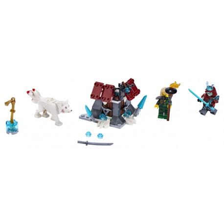 LEGO Ninjago - A Viagem de Lloyd