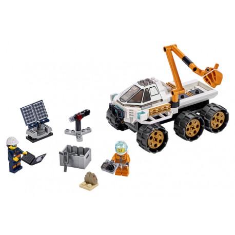 LEGO City - Teste de Condução de Carro Lunar