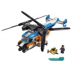 LEGO Creator - Helicóptero de Duas Hélices