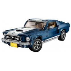 LEGO Semi-Exclusivo Creator - Ford Mustang (1471pcs) 2019