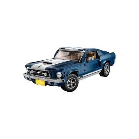 LEGO Semi-Exclusivo Creator - Ford Mustang (1471pcs) 2019