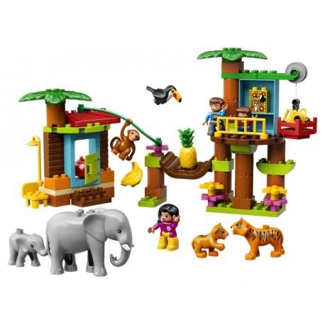 LEGO DUPLO Town - Ilha Tropical (73pcs) 2019