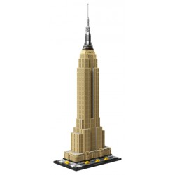 LEGO Architecture - Empire State Building (1767pcs) 2019