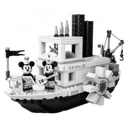 LEGO Semi-Exclusivo IDEAS - Steamboat Willi (751pcs) 2019