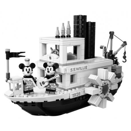 LEGO Semi-Exclusivo IDEAS - Steamboat Willi (751pcs) 2019