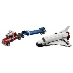 LEGO Creator - Transportador de Vaivém Espacial (341pcs) 2019