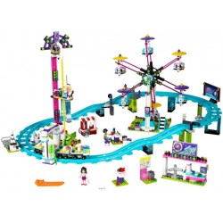 LEGO Friends - Montanha Russa do Parque (1124 pcs.) 2017