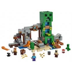 LEGO Minecraft - A Mina de Creeoper (834pcs) 2019
