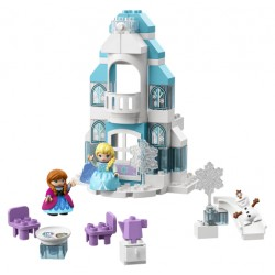 LEGO DUPLO - Frozen Ice Castle (56pcs) 2019