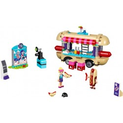LEGO Friends - Carrinha do Parque de Diversões (243 pcs.) 2017