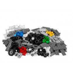 "LEGO Acessório - ""Wheels Set, vehicle spare parts"" - 2018"