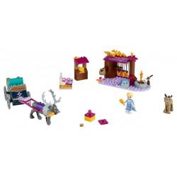 LEGO Disney - A Aventura em Caravana da Elsa (116pcs) 2019