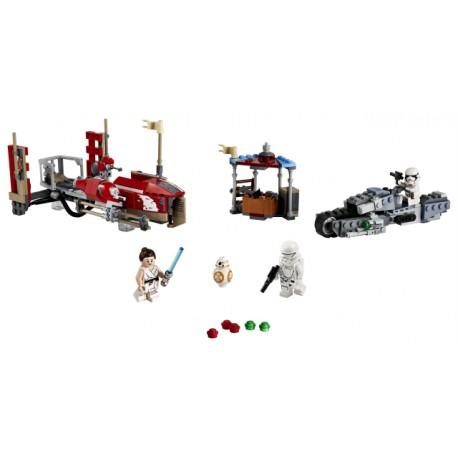 LEGO Star Wars - Perseguição de Speeder de Pasaana (373pcs) 2019