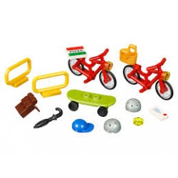 LEGO Exclusivo Xtra City - Bicycles (21pcs) 2019