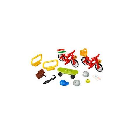 LEGO Exclusivo Xtra City - Bicycles (21pcs) 2019