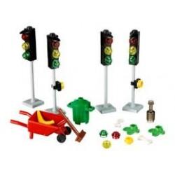 LEGO Exclusivo Xtra City - Traffic Lights (46pcs) 2019