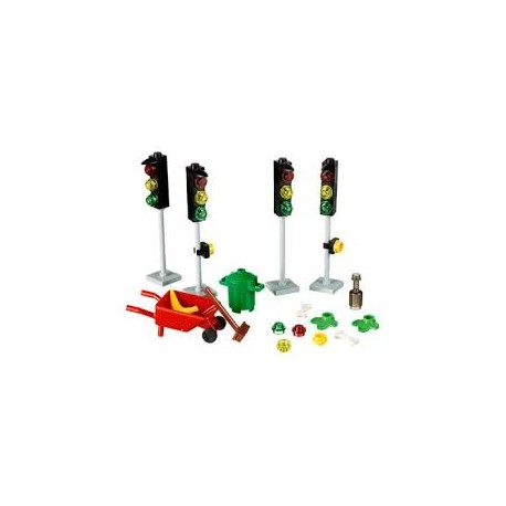 LEGO Exclusivo Xtra City - Traffic Lights (46pcs) 2019