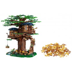 LEGO Semi-Exclusivo IDEAS - Tree House (3036pcs) 2019