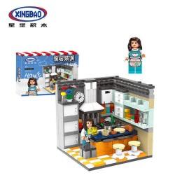 Xingbao City Home - Kitchen (336pcs) 2019 - XB01401F