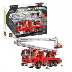 Xingbao Creator City - Fire Truck (711pcs) XB03029