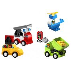 LEGO Duplo - As Minhas Primeiras Criações de Veículos (34pcs) 2019