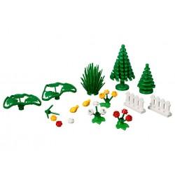LEGO Exclusivo Xtra City - Botanical Accessories (24pcs) 2019