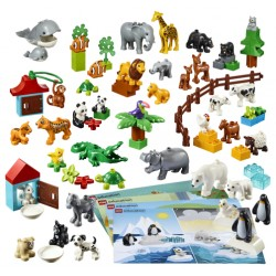 LEGO Preschool DUPLO - Animals - 2020