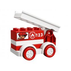 LEGO DUPLO - Camião dos Bombeiros (6pcs) 2020