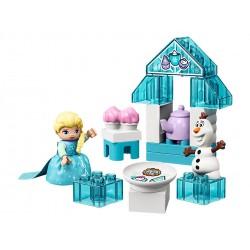 LEGO DUPLO - A Festa do Chá da Elsa e do Olaf (17pcs) 2020