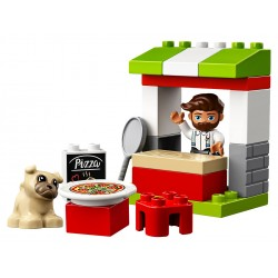 LEGO DUPLO - Vendedor de Pizas (18pcs) 2020