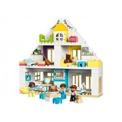 LEGO DUPLO - Casa de Brincar Modular (129pcs) 2020
