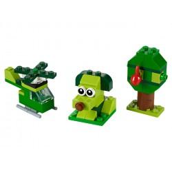 LEGO Classic - Peças Verdes Criativas (60pcs) 2020