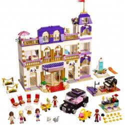 LEGO Friends - O Grande Hotel de Heartlake (1552 pcs,) 2017