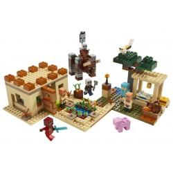 LEGO Minecraft - O Ataque de Illager (562pcs) 2020