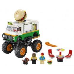 LEGO Creator - Camião de Hambúrgueres Gigante (499pcs) 2020