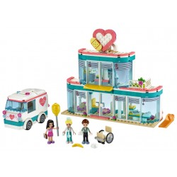 LEGO Friends - Hospital de Heartlake City (379pcs) 2020