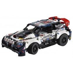 LEGO Technic - Carro de Rali Top Gear Comandado por App (463pcs) 2020