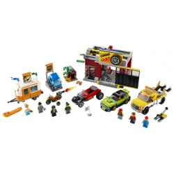 LEGO City - Oficina de Tuning (897pcs) 2020