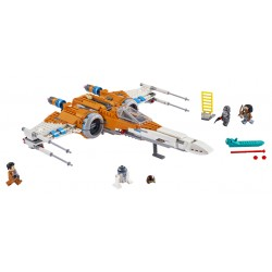 LEGO StarWars - Poe Dameron's X-wing Fighter™ (761pcs) 2020