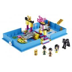 LEGO Princess - Aventuras do Livro de Contos da Mulan (124pcs) 2020
