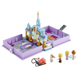 LEGO Princess - Anna e Elsa's Adventuras no Livro (133pcs) 2020