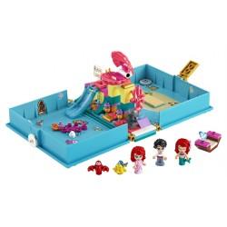 LEGO Princess - Aventuras do Livro de Contos da Ariel (105pcs) 2020