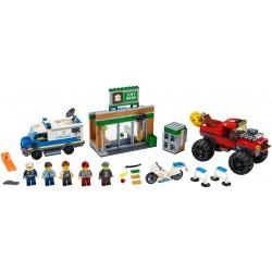 LEGO City - Assalto Policial ao Camião Gigante (362pcs) 2020
