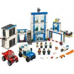 LEGO City - Esquadra da Polícia (747pcs) 2020