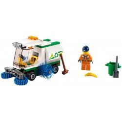 LEGO City - Varredor de Rua (89pcs) 2020
