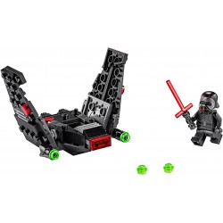LEGO StarWars - Kylo Ren's Shuttle™ Microfighter (72pcs) 2020