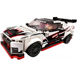 LEGO Speed Champions - Nissan GT-R NISMO (298pcs) 2020
