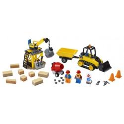 LEGO City - Bulldozer da Construção Civil (126pcs) 2020