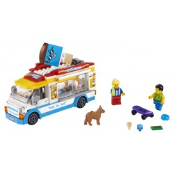 LEGO City - Carrinha de Gelados (200pcs) 2020