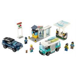 LEGO City - Posto de Combustível (354pcs) 2020